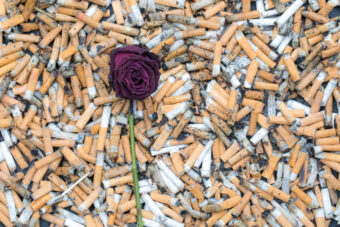 The dirty truth about cigarette filters