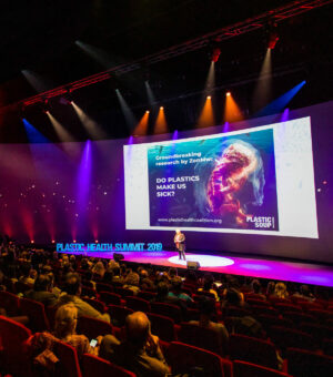 Plastic Health Summit 2019: The first evidence of health risks from microplastics
